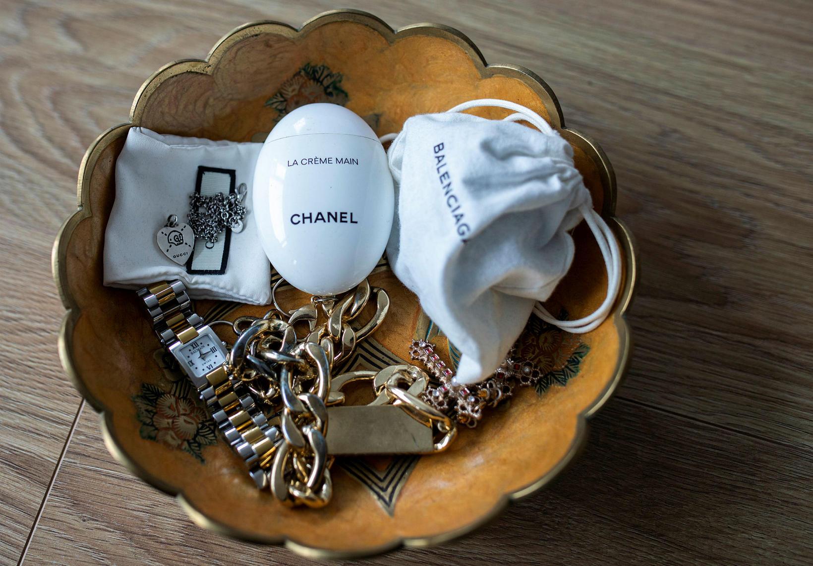 Chanel og Balenciaga; munaður í skál.