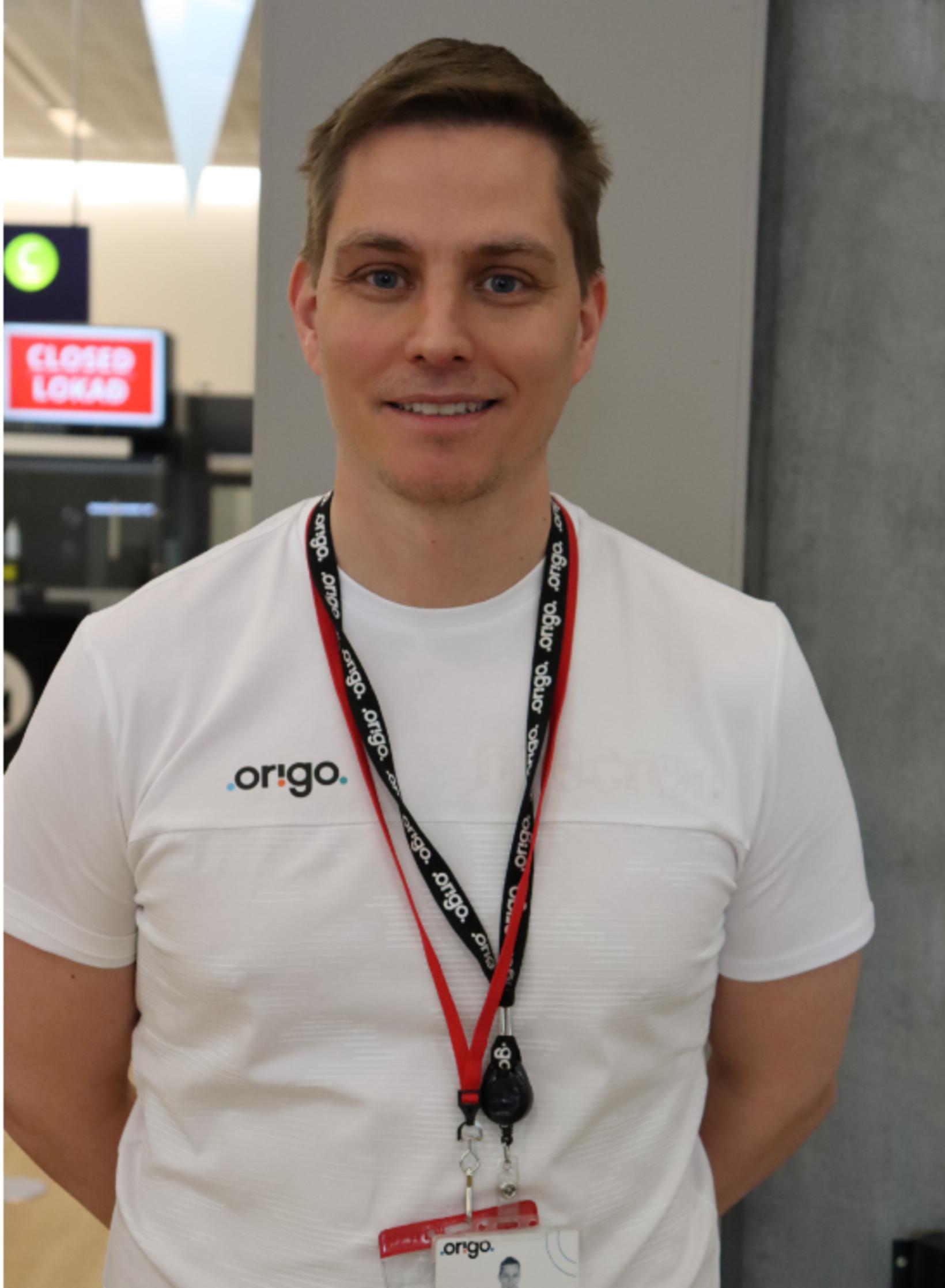 Guðjón Vilhjálmsson, forstöðumaður heilbrigðislausnasviðs Origo.