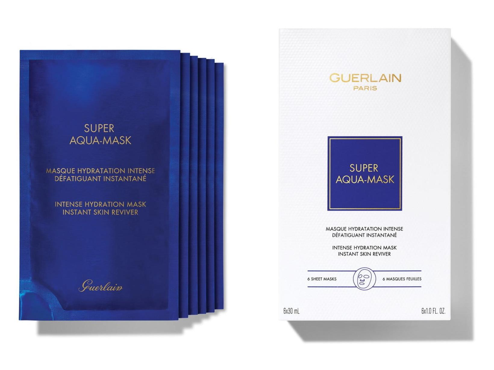 Guerlain Super Aqua-Mask Intense Hydration Mask, 17.199 kr. (6 stykki)