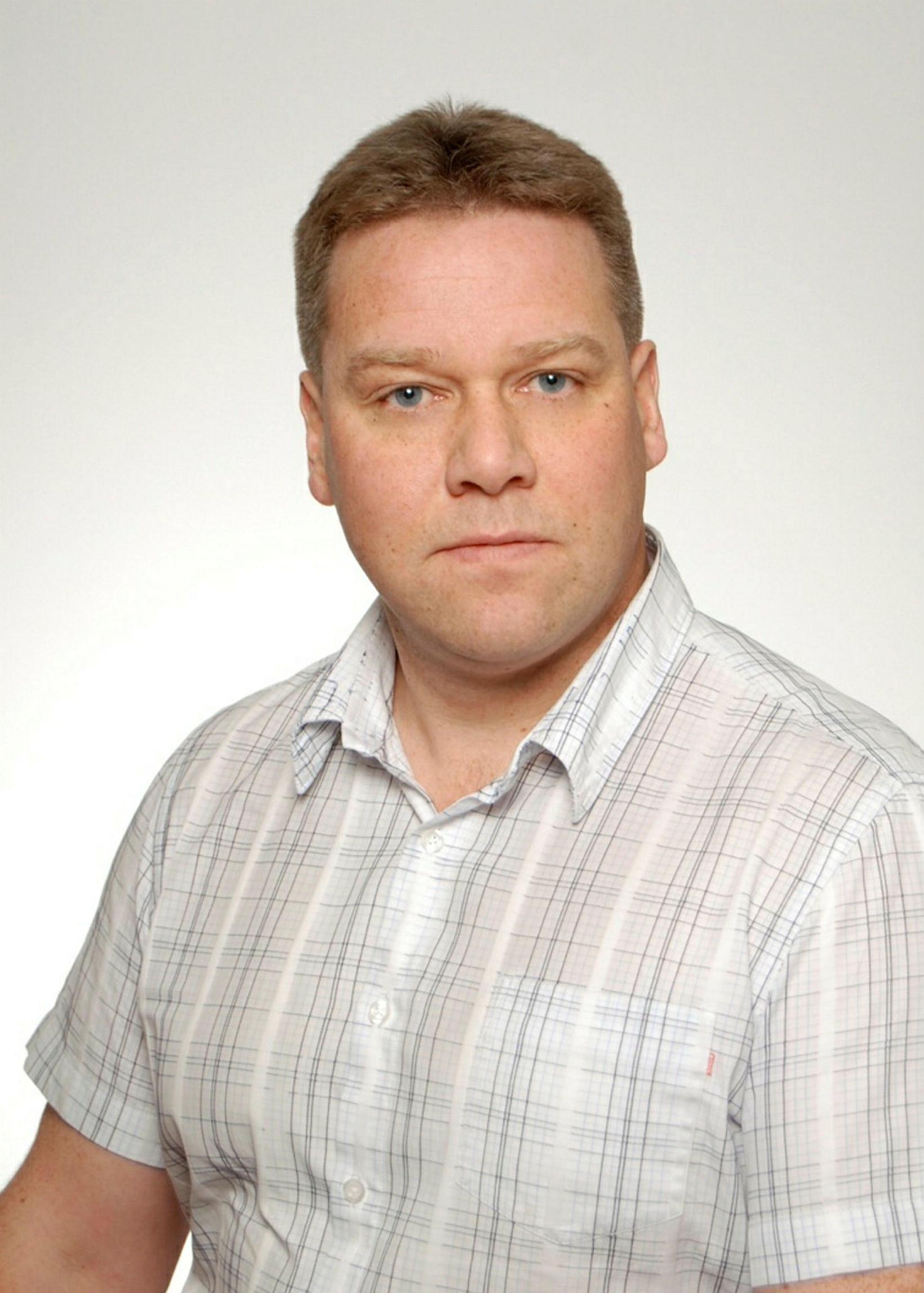 Ásgeir Gunnarsson.