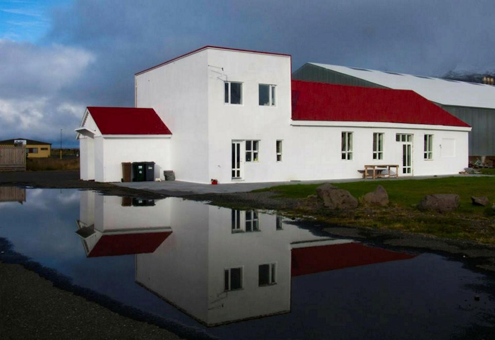 Alþýðuhúsið á Siglufirði.