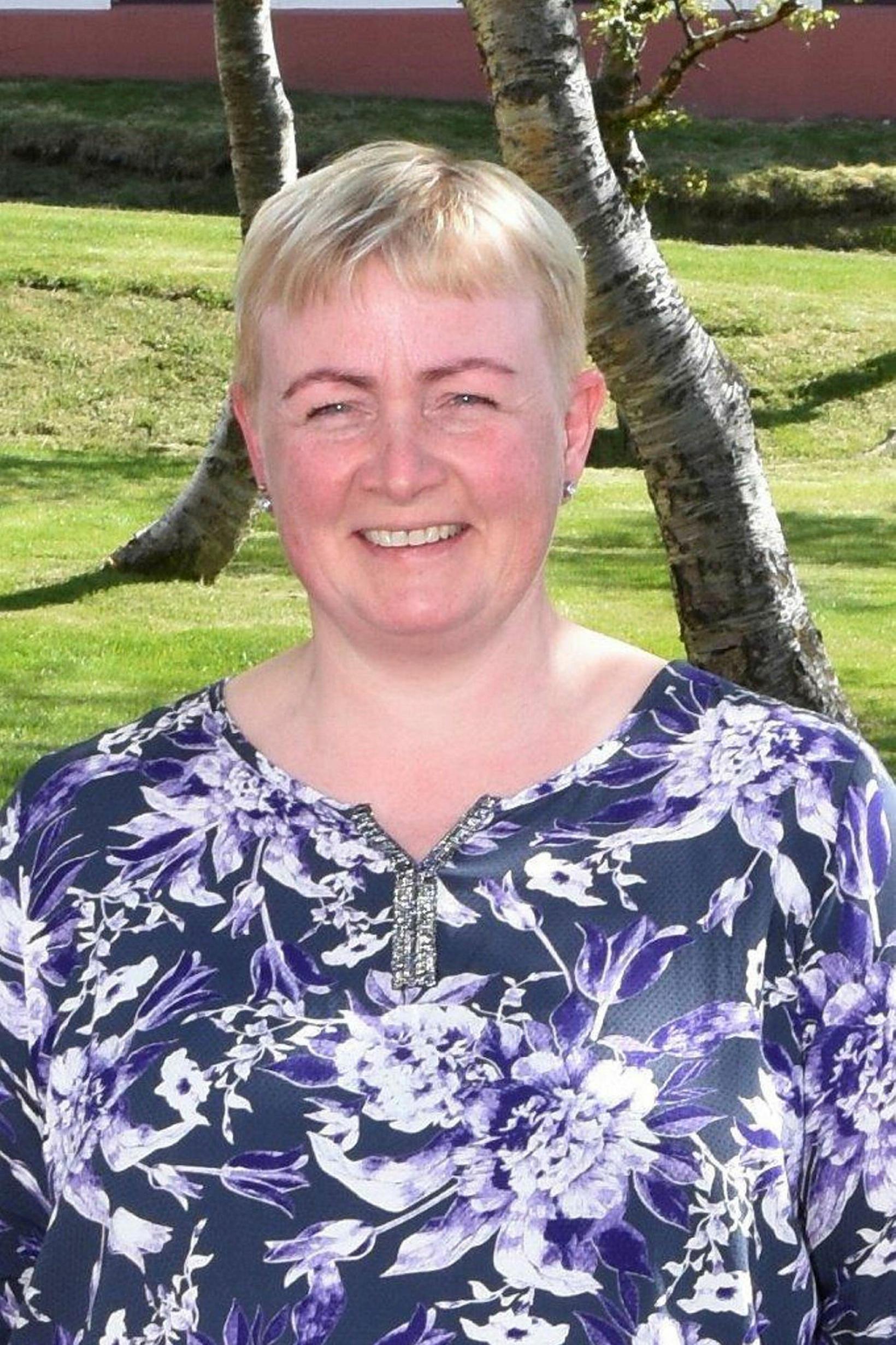 Margrét Sigfúsdóttir.