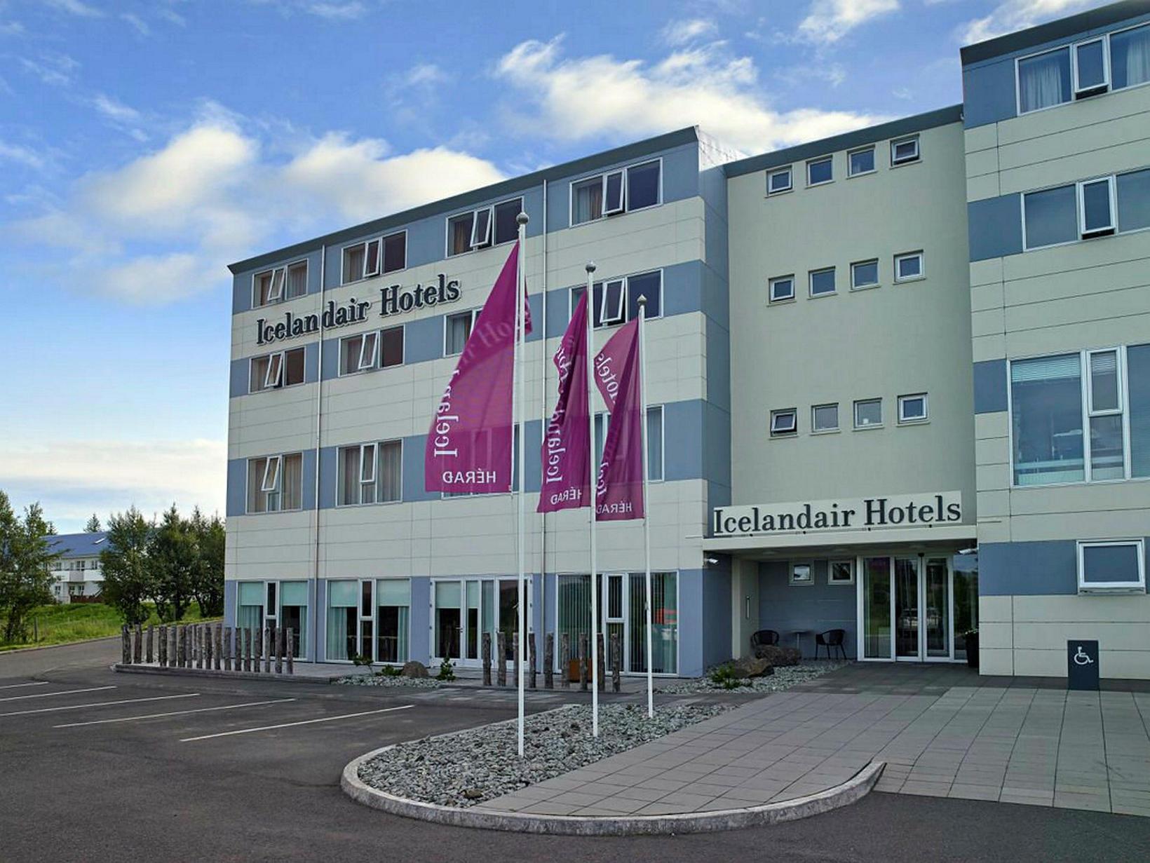 Icelandair Hótel Hérað er á Egilsstöðum.