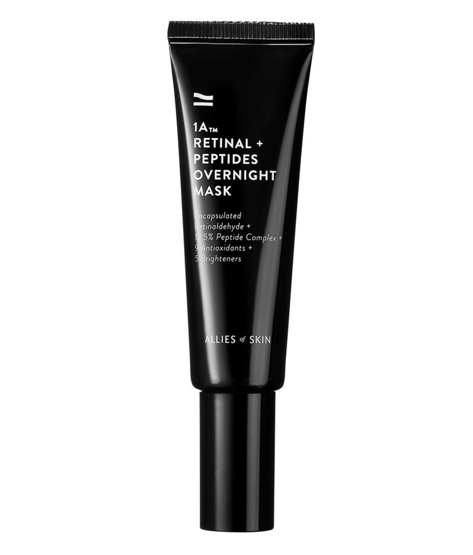Allies Of Skin 1A Retinal+Peptides Overnight Mask, 19.990 kr.