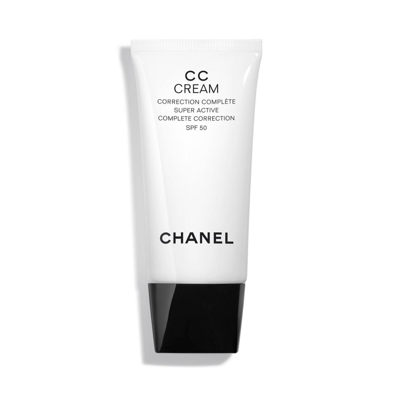 Chanel CC Cream Super Active Complex SPF 50, 10.899 kr.