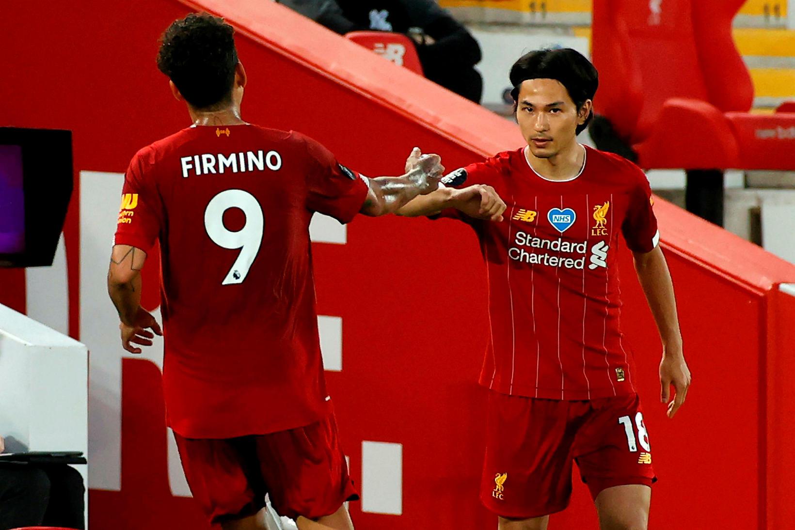 Liverpool er Englandsmeistari í fyrsta sinn í þrjátíu ár.