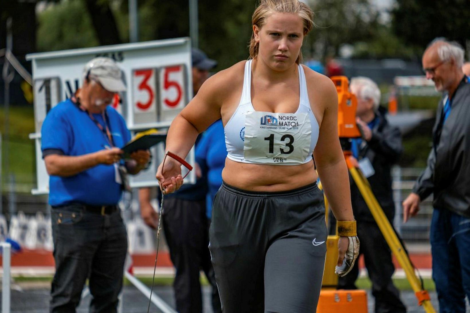 Elísbet Rut Rúnarsdóttir.