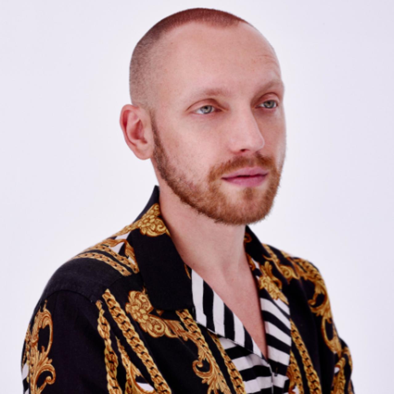 Krzysztof Nadziejewiec, förðunarsérfræðingur Dior.