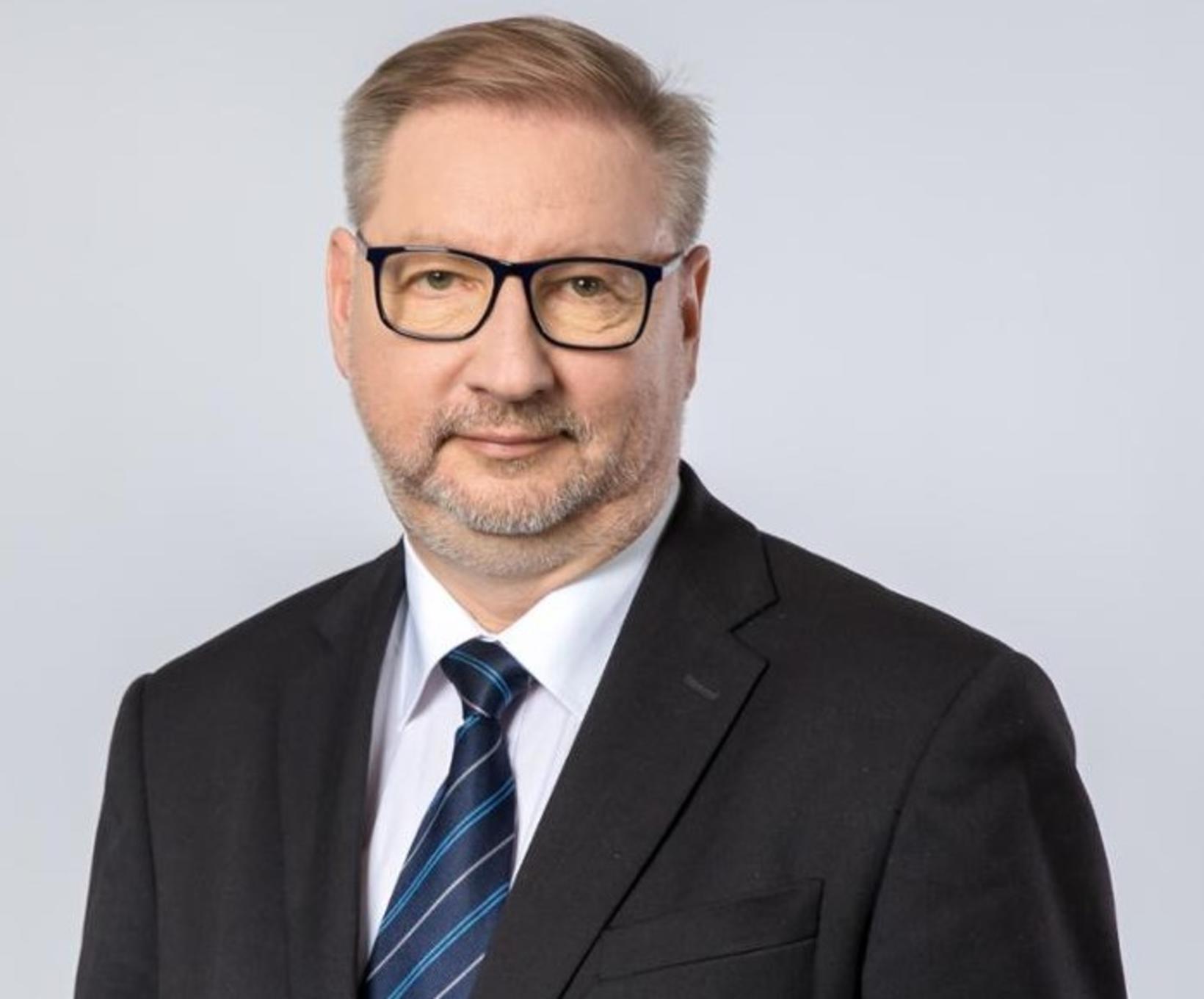 Gerard Pokruszyński, sendiherra Póllands á Íslandi.