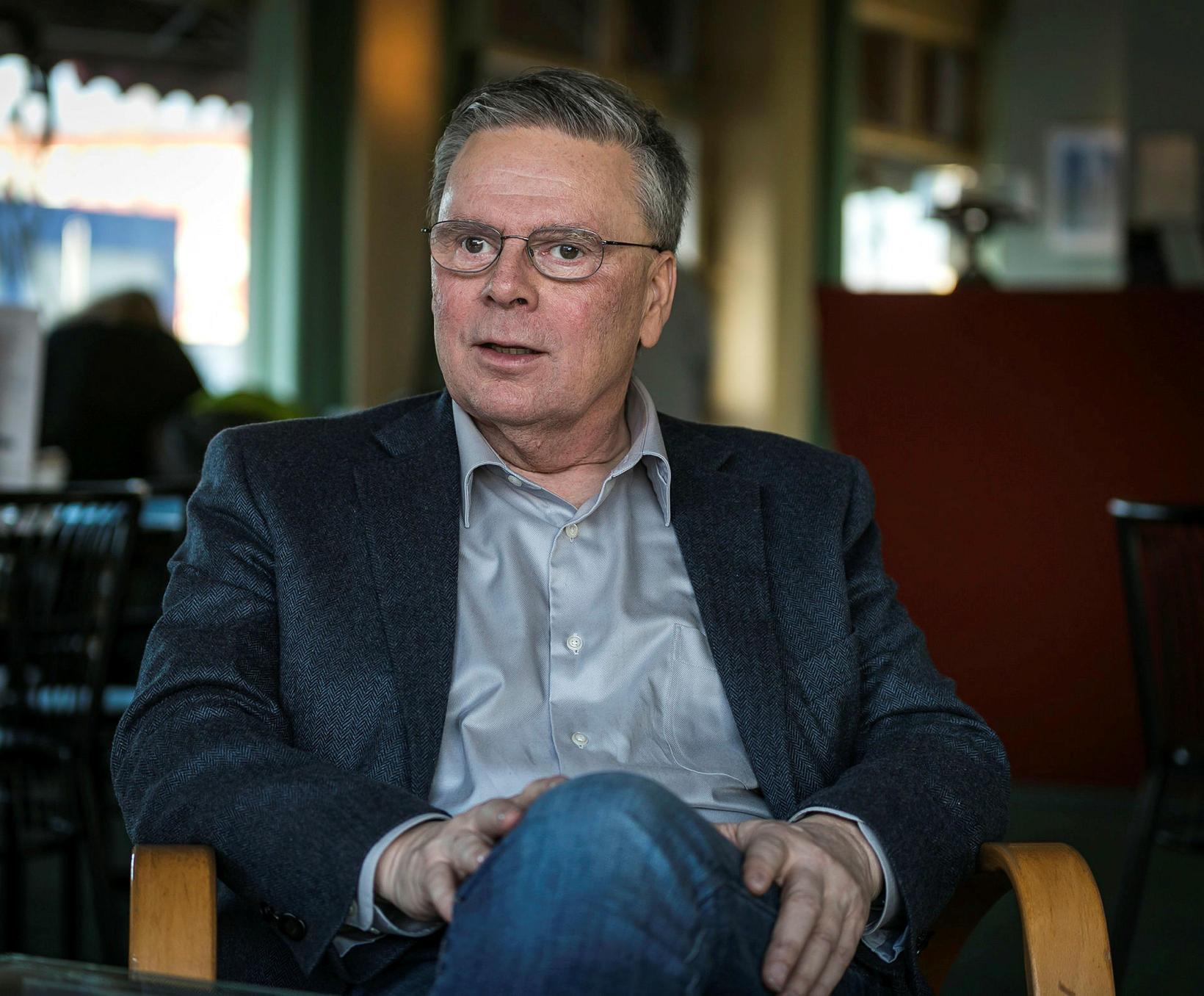 Róbert Guðfinnsson.