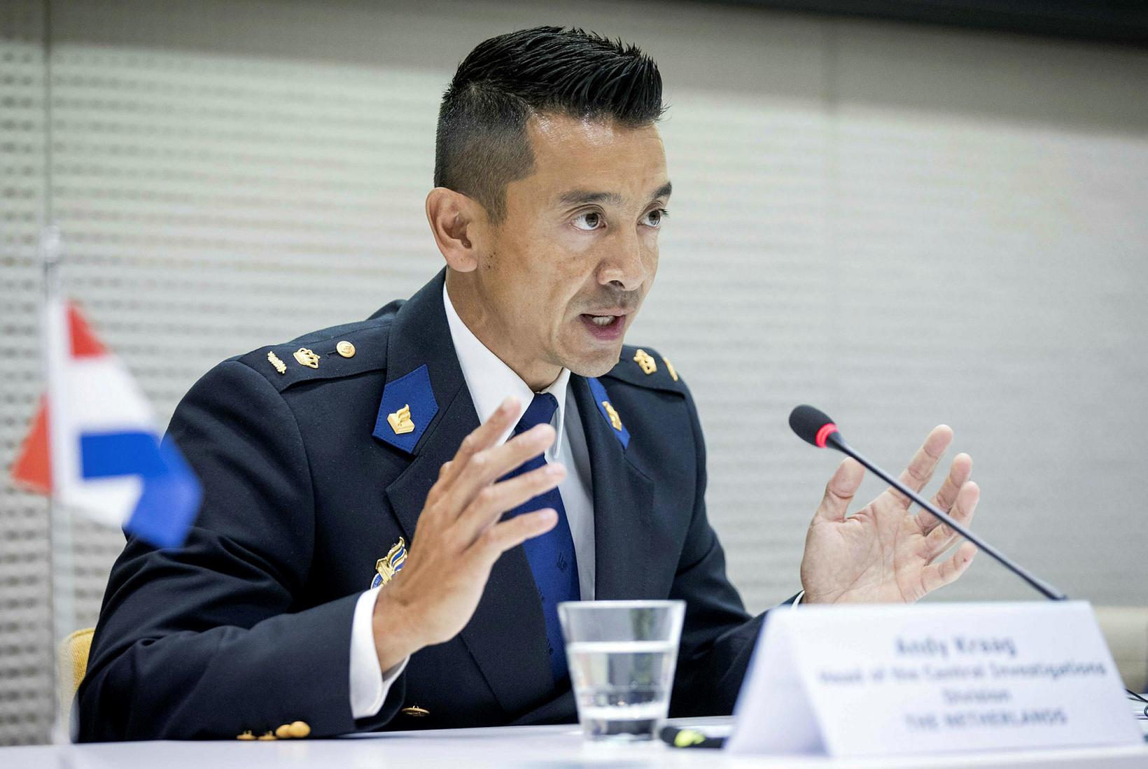 Wil van Gemert, aðstoðarforstjóri Europol.