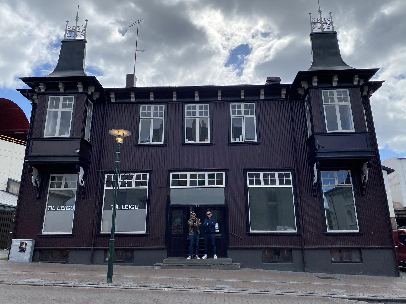Veitingastaður hefur ekki verið starfræktur í húsinu síðan Bar Ellefu …