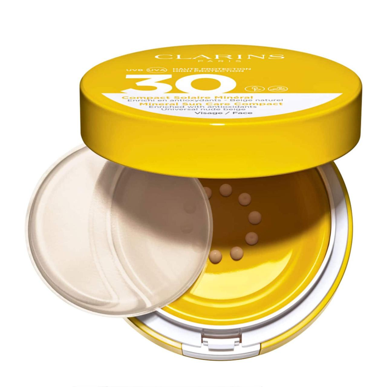 Clarins Mineral Sun Care Compact SPF 30, 6.499 kr.