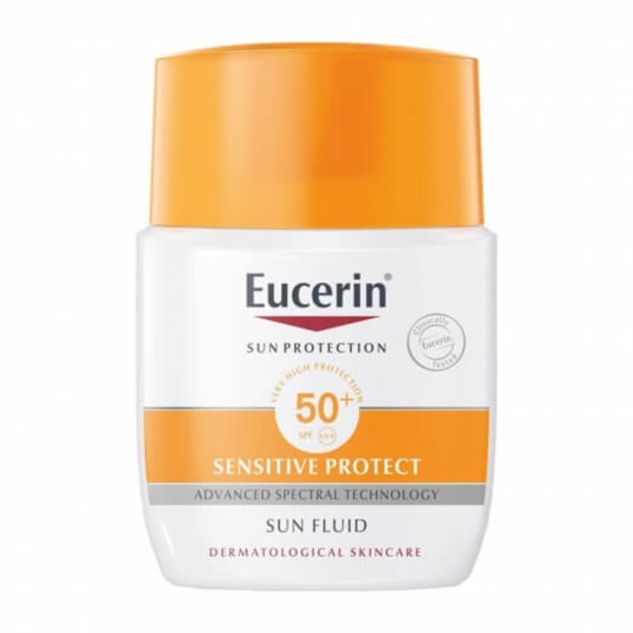 Eucerin Sun Fluid Sensitive Protect SPF 50, 2.869 kr.