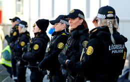 There have been several cases of policemen self-quarantining after interacting with individuals infected with COVID-19.