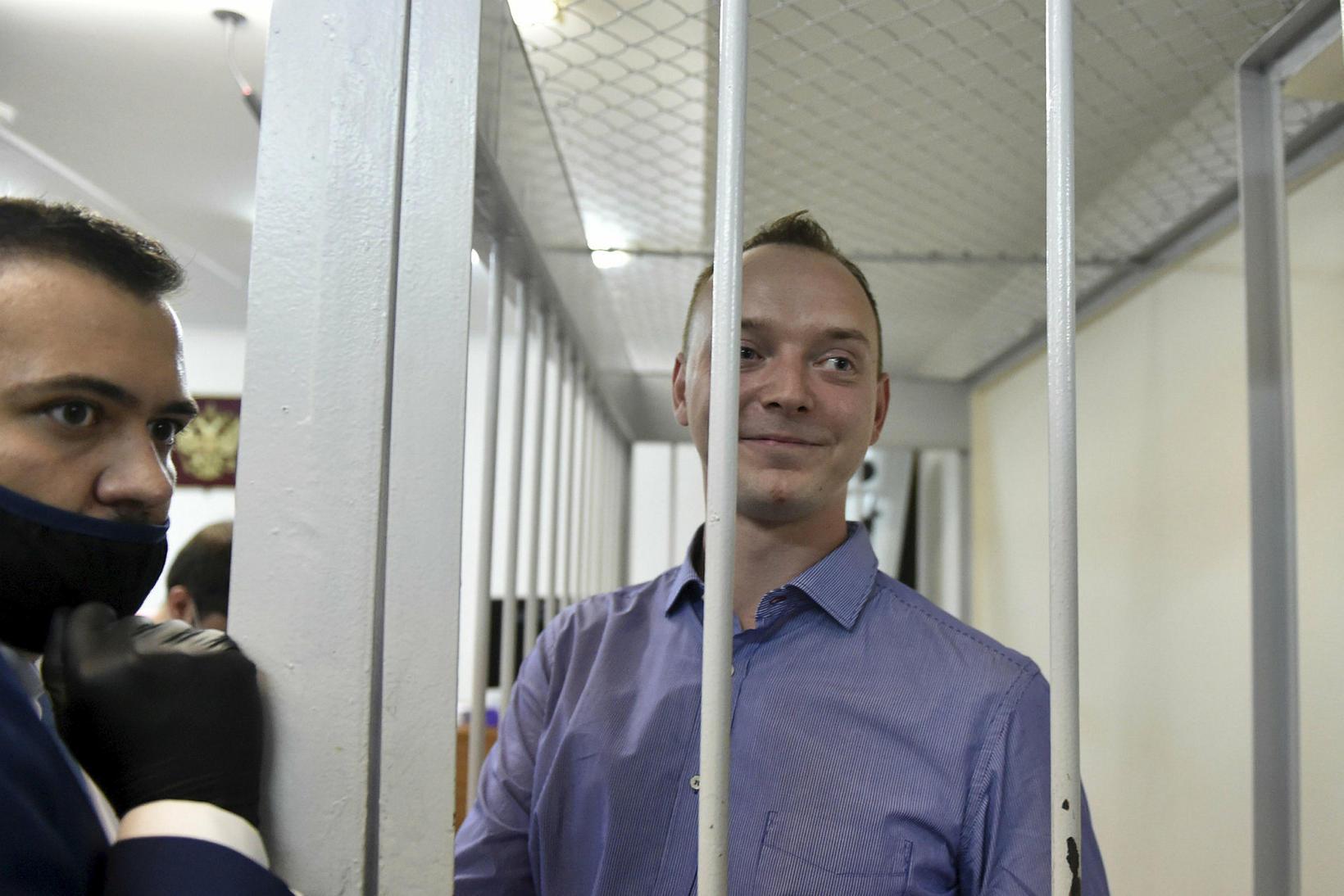 Ivan Safronov.
