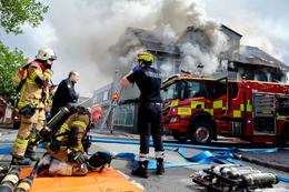The fire of June 25th shocked the nation and shone a light on the sometimes poor living conditions of migrant workers in Iceland.