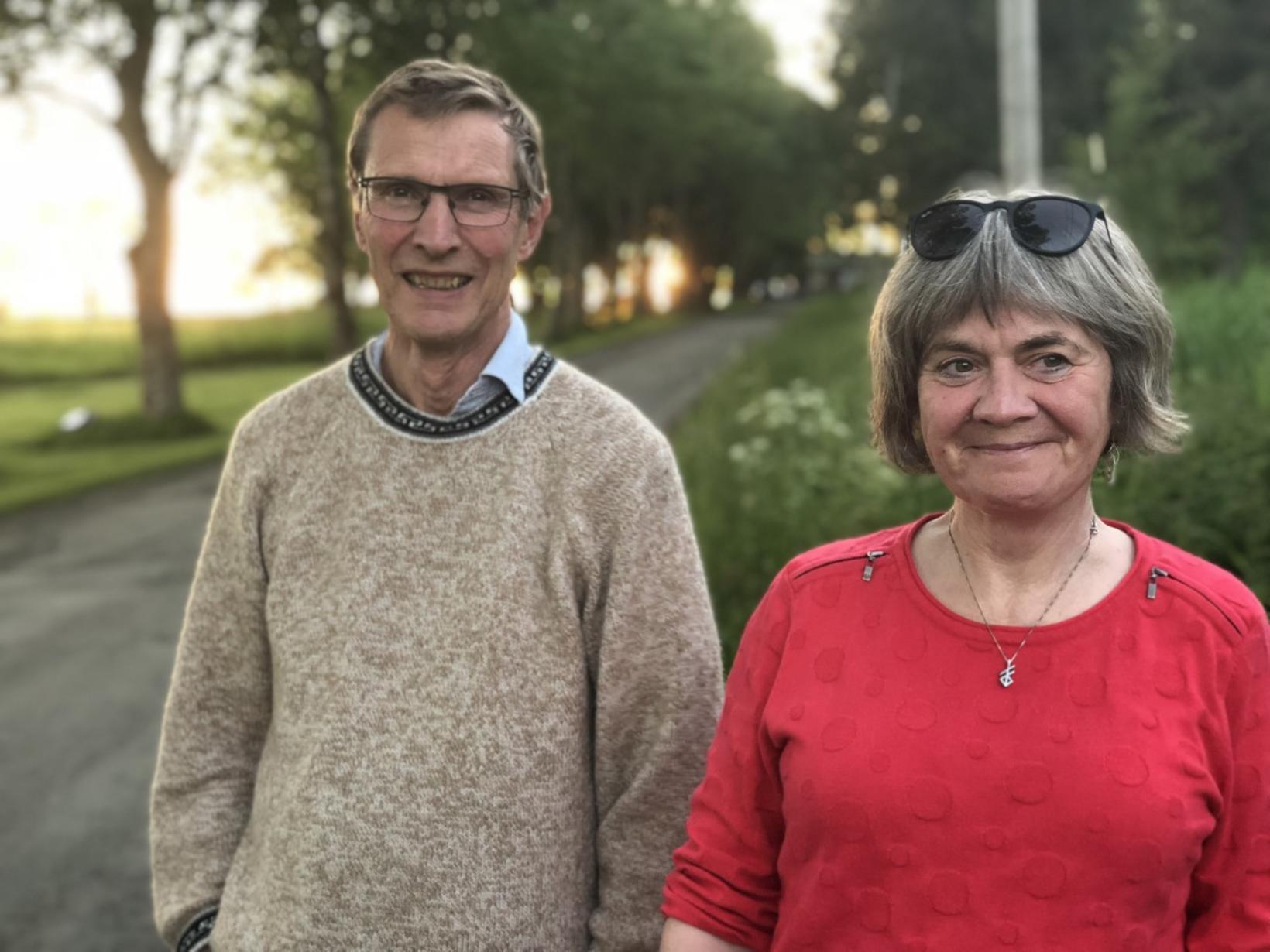 Foreldrar Gunnars, Eirik Liland og Brynja Gunnarsdóttir, kynntust í Stúdentakjallara …