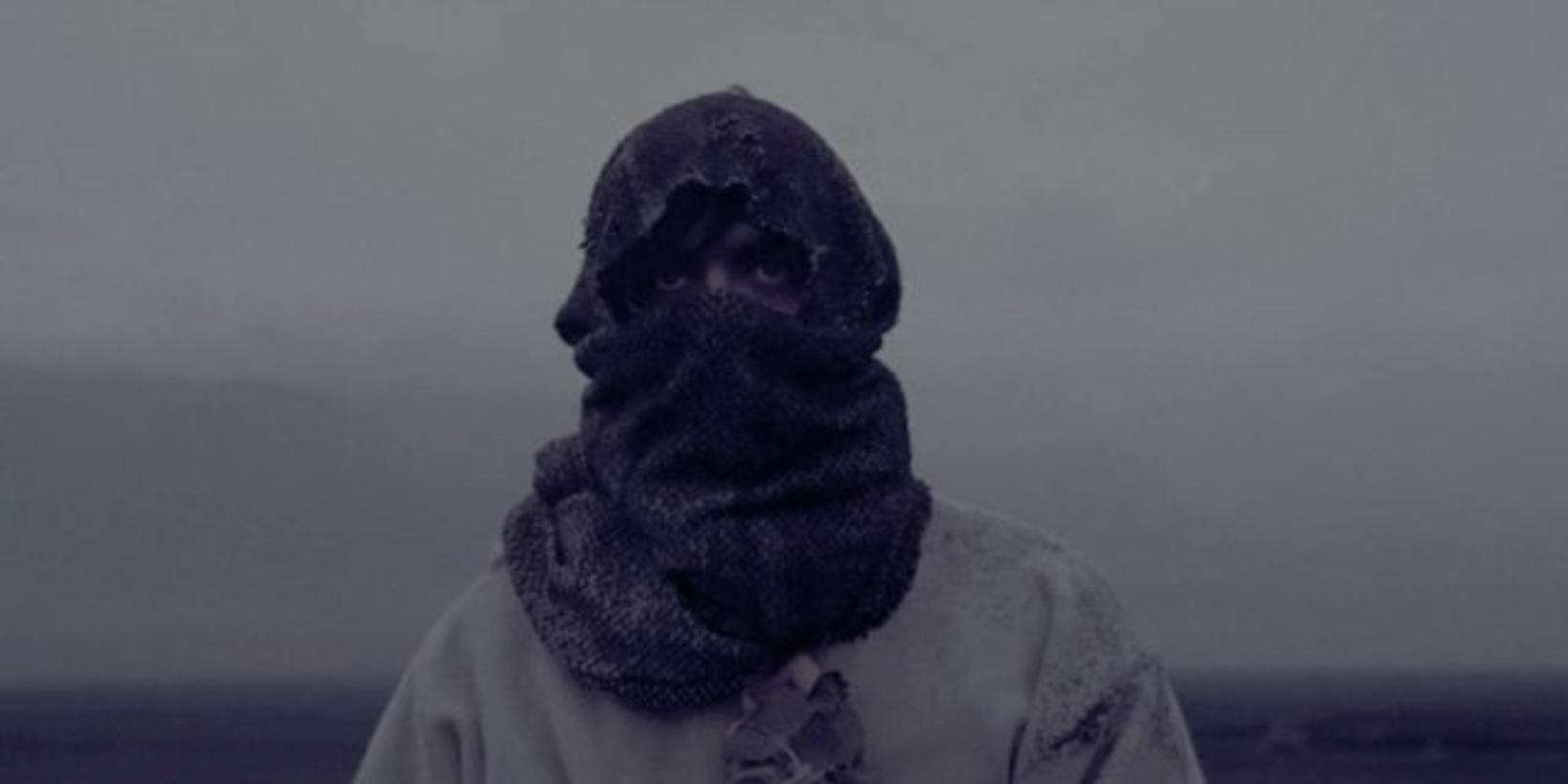 Þorsteinn í hlutverki sínu í kvikmynd Anders Elsrud Hultgreen, Morgenrøde, …