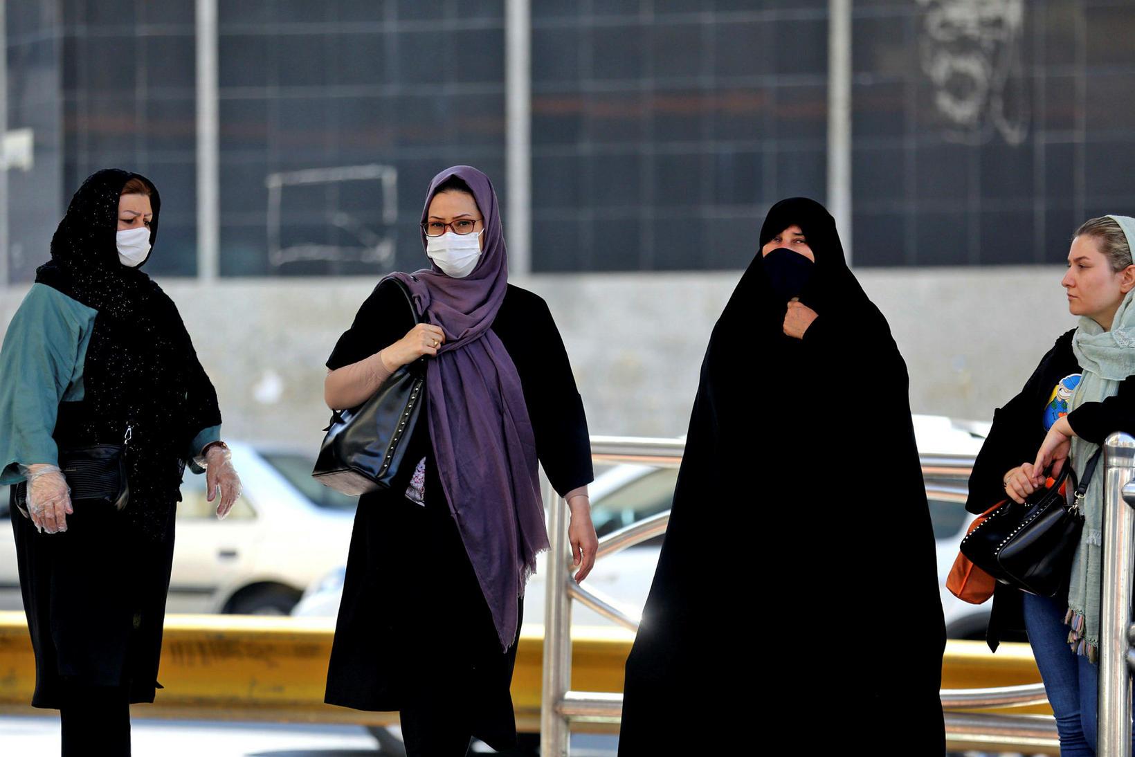 Frá Teheran í júní.