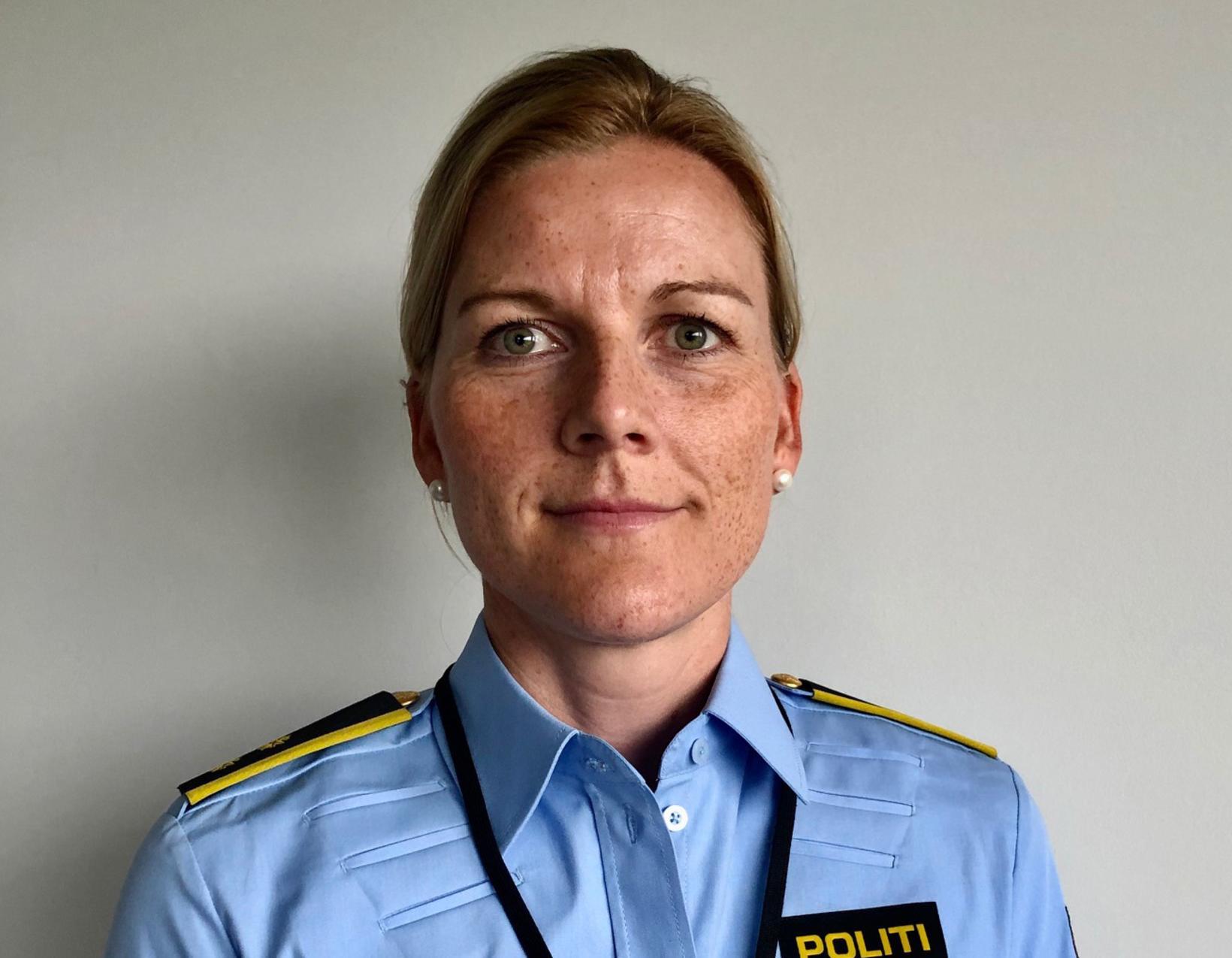 Marthe G. Birkeland.