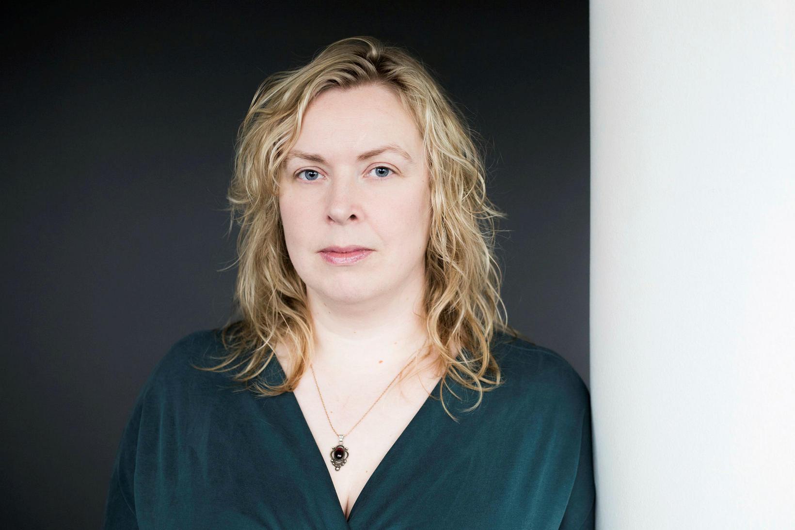 Ingibjörg Halldórsdóttir.