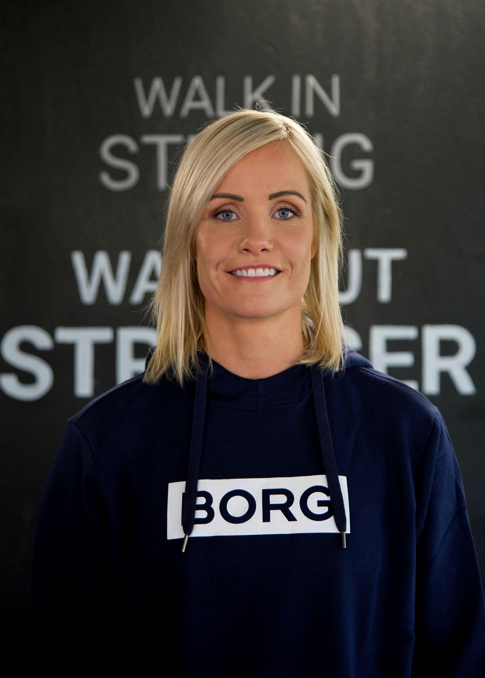 Gurrý Torfadóttir.