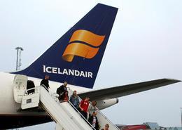 Umframeftirspurn var eftir bréfum í Icelandair í hlutafjárútboði félagsins, sem lauk í gær.
