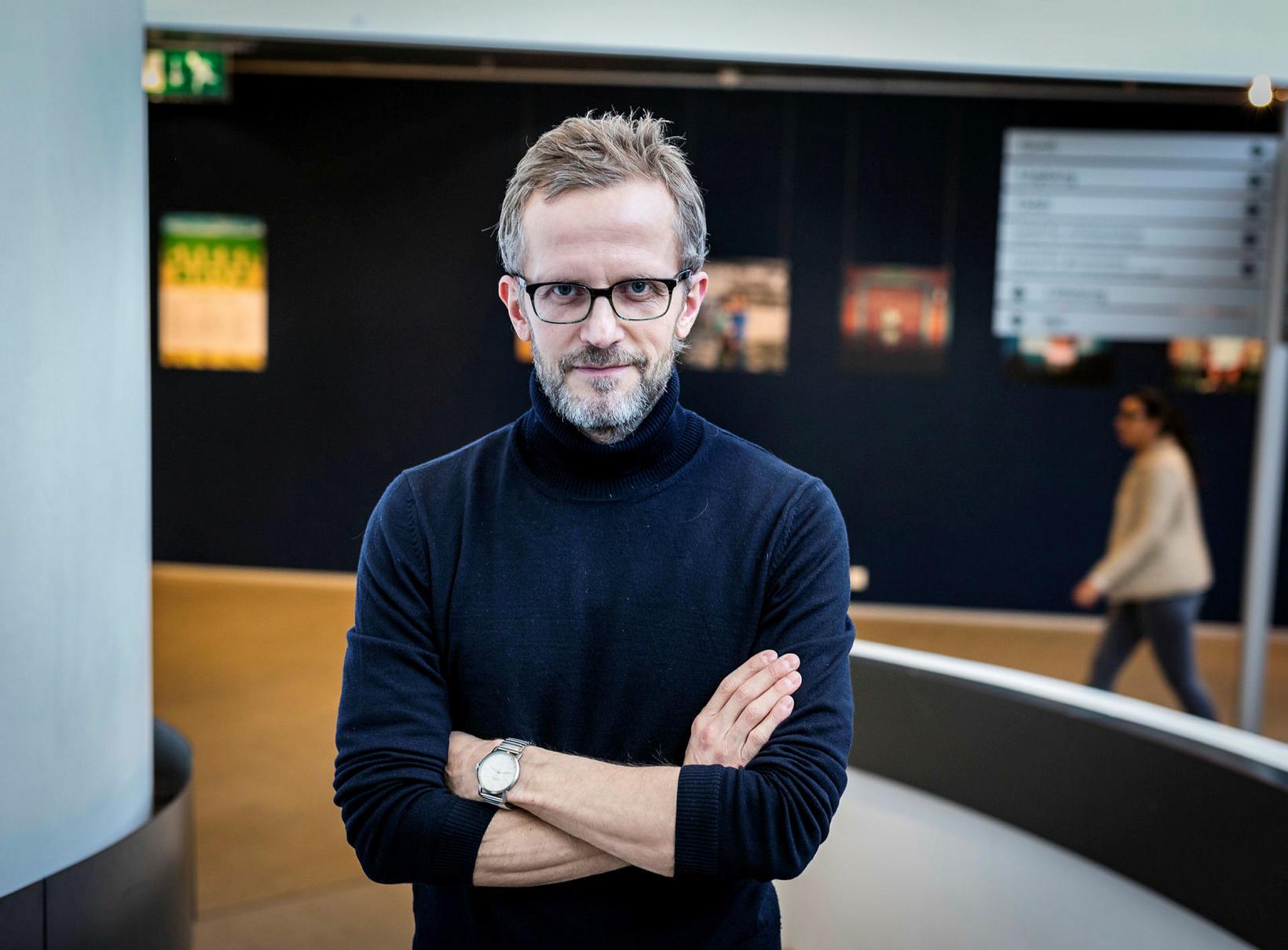 Viðar Halldórsson prófessor í félagsfræði.