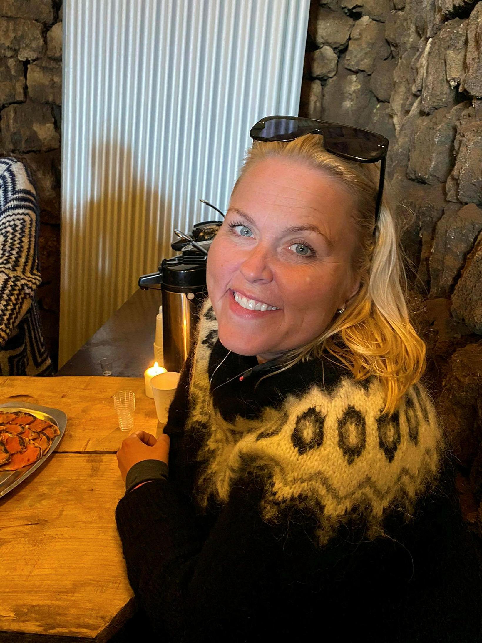 Guðbjörg B. Sveinbjörnsdóttir.