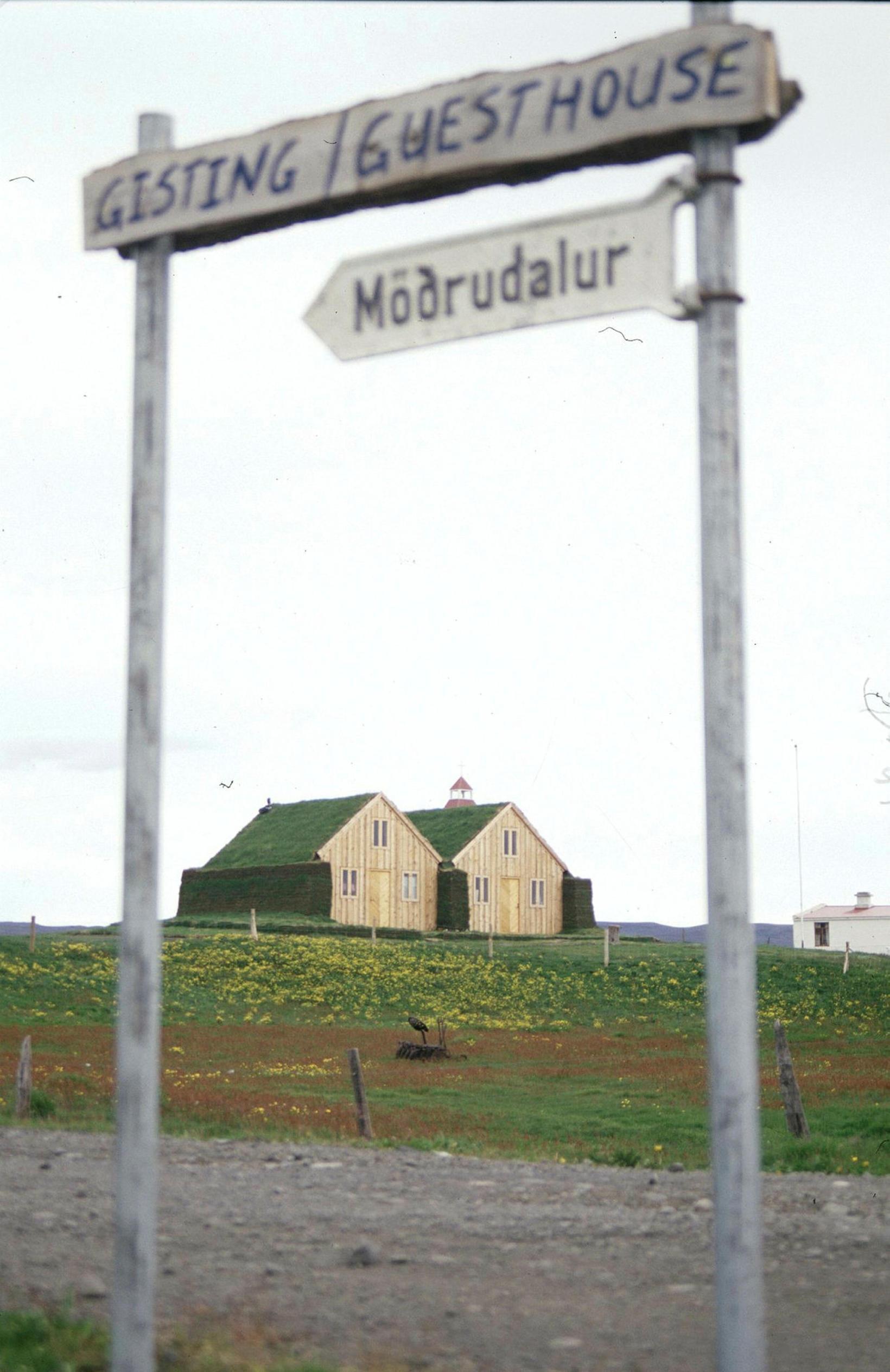 Fjalladýrð í Möðrudal.
