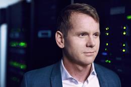 Eyjólfur Magnús Kristinsson, forstjóri Advania Data Centers.