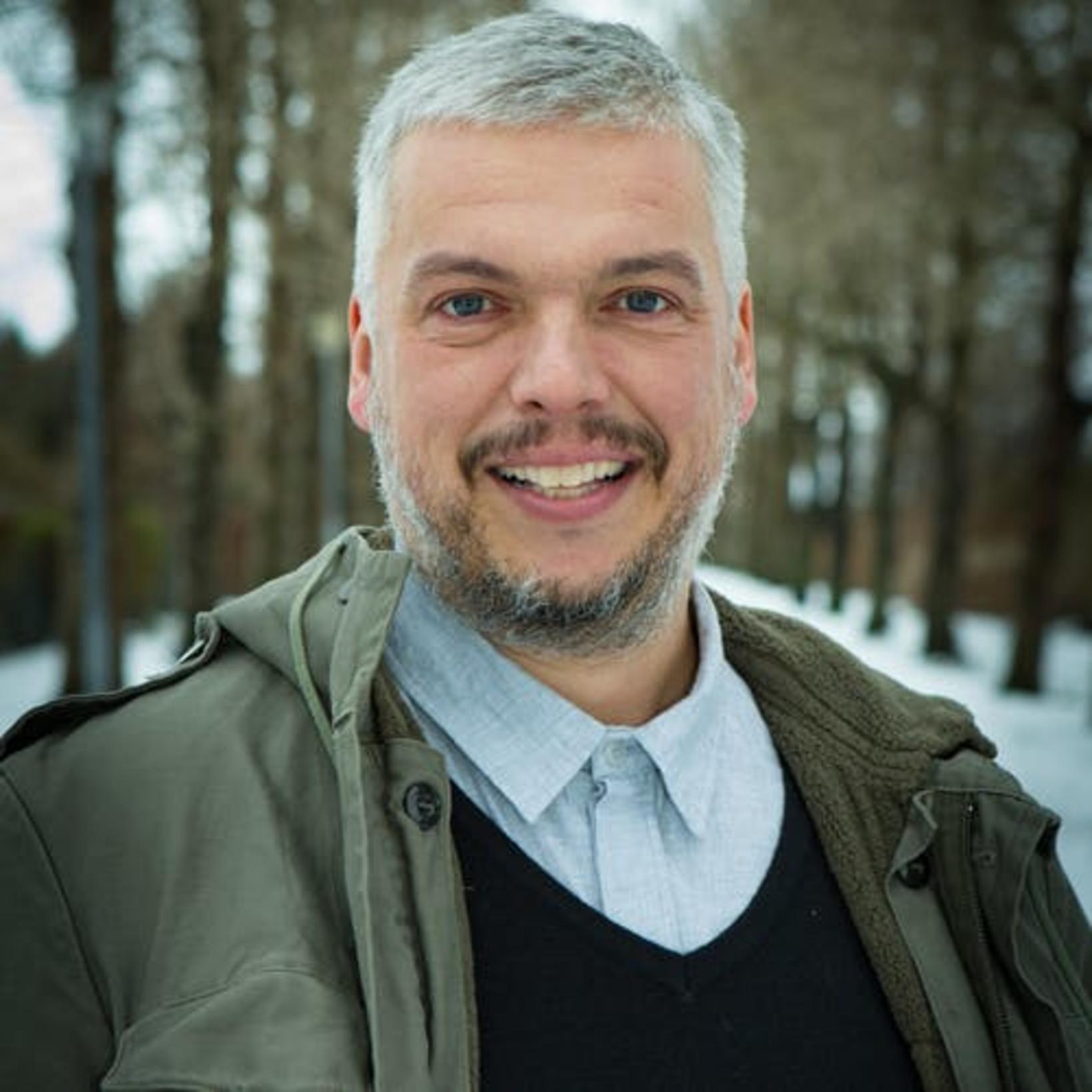 Frímann Ari Ferdinandsson.