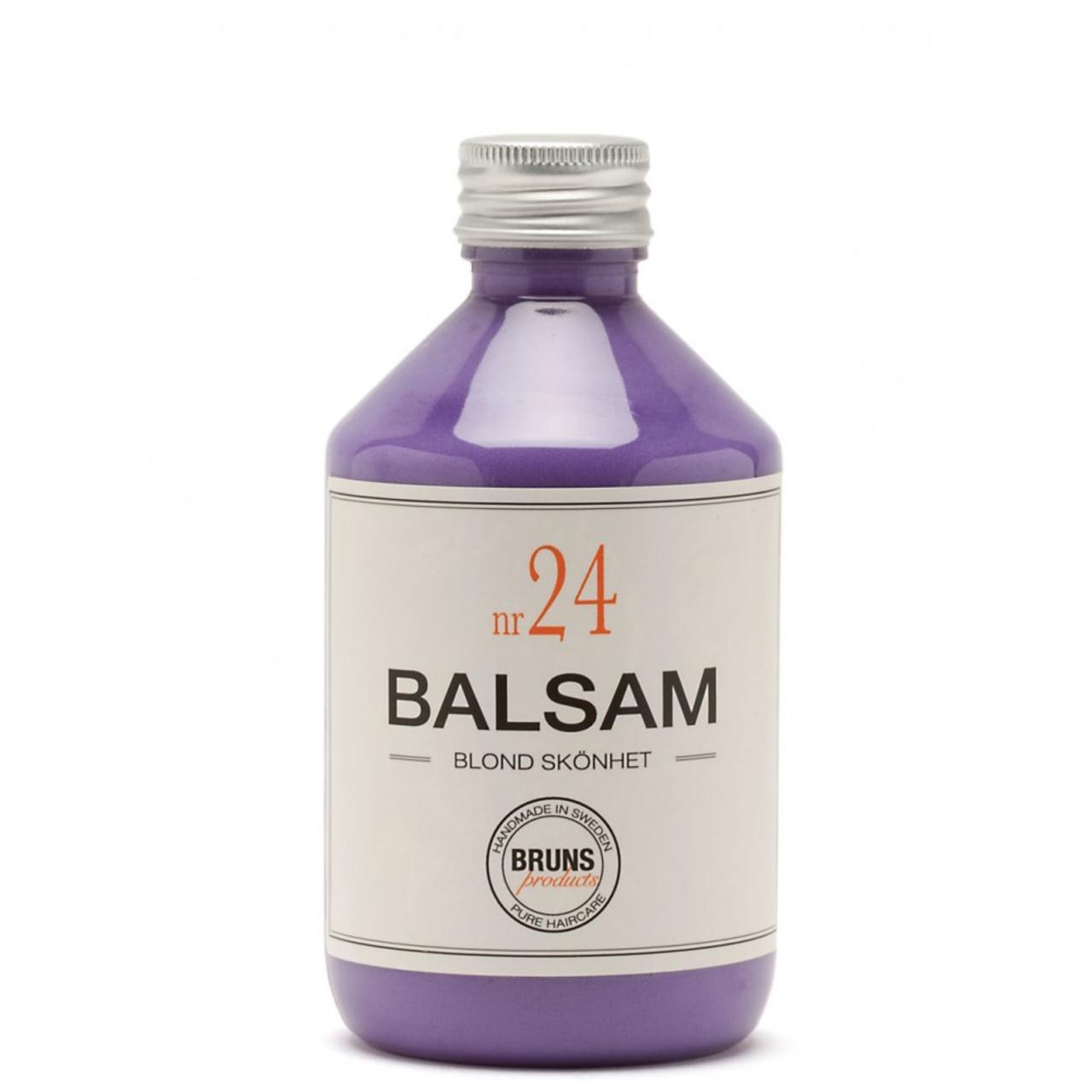 Bruns Blond Skönhet Balsam Nr. 24, 2.390 kr. / 7.590 …