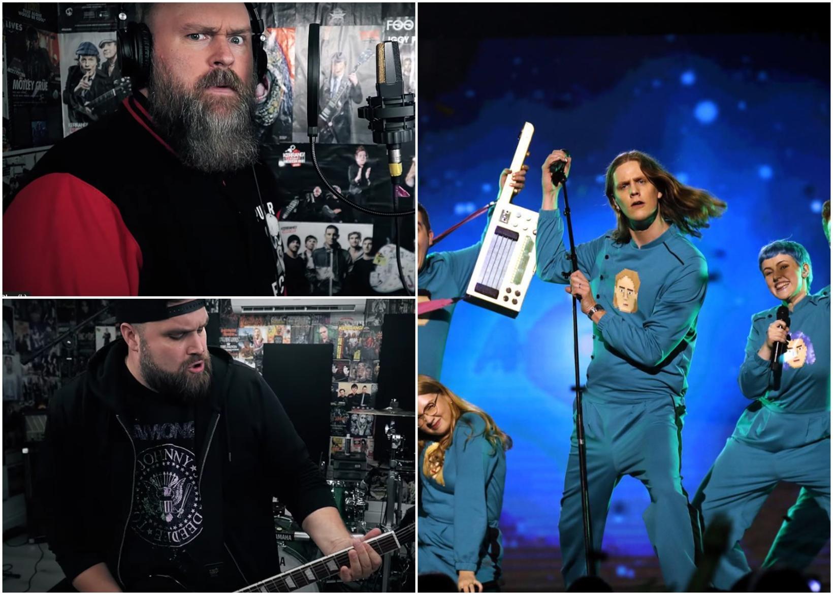 Flutningur Punk Rock Factory á Think About Things er heldur …