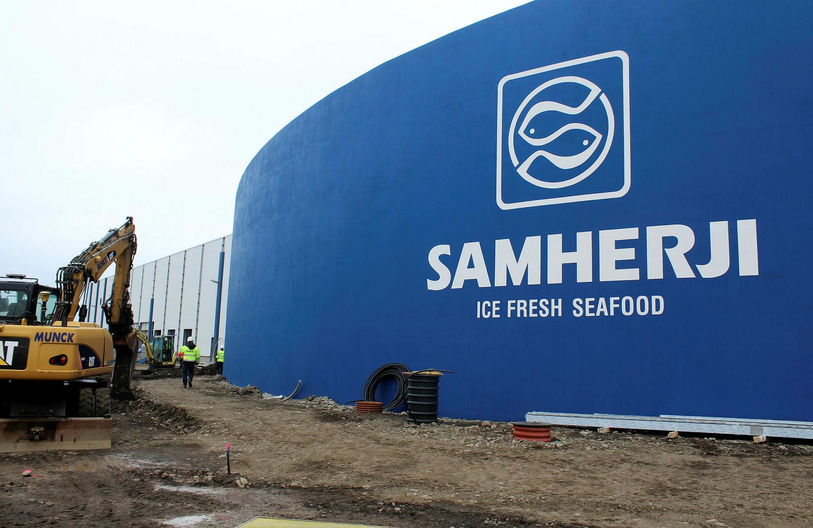 Samherji segir ekkert arðrán hafa átt sér stað í Namibíu.