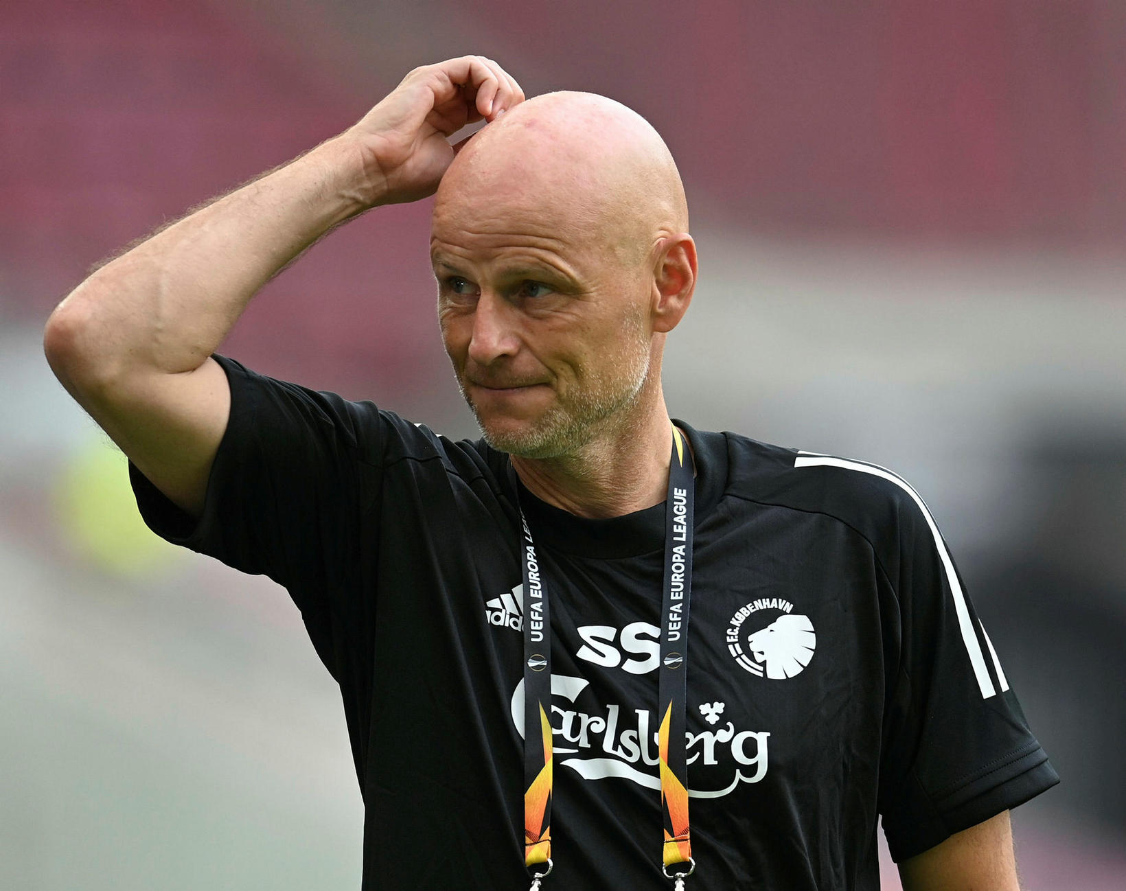 Ståle Solbakken, þjálfari FC Köbenhavn.
