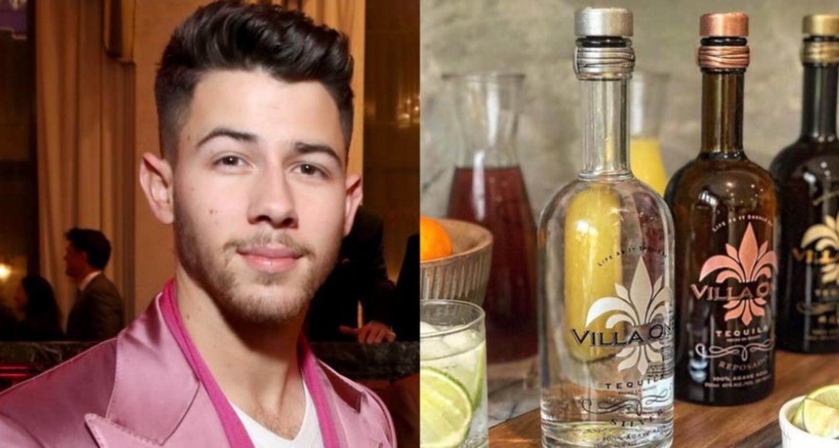 Ef þú þekkir Villa One tequilað, þá er það Nick …
