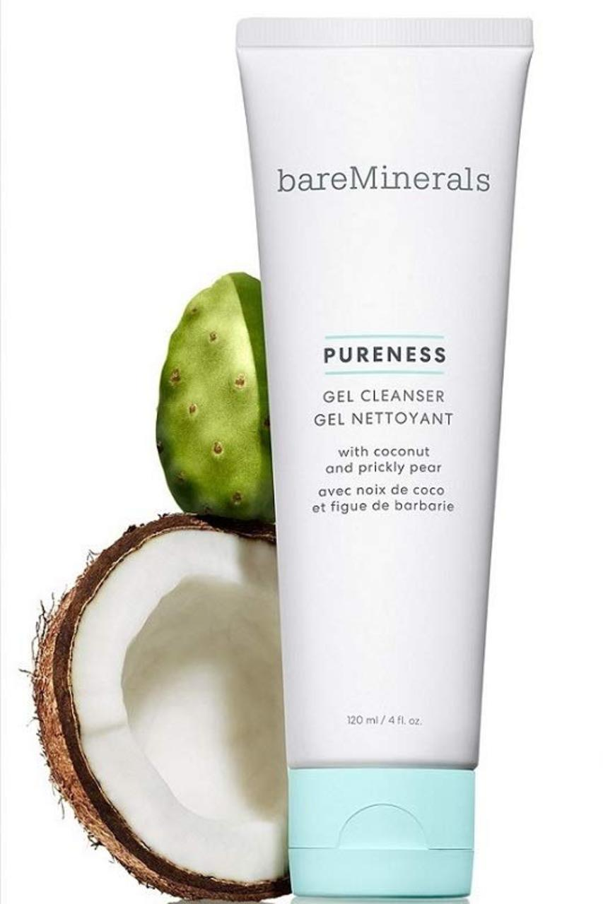 Bare Minerals PURENESS Gel Cleanser.
