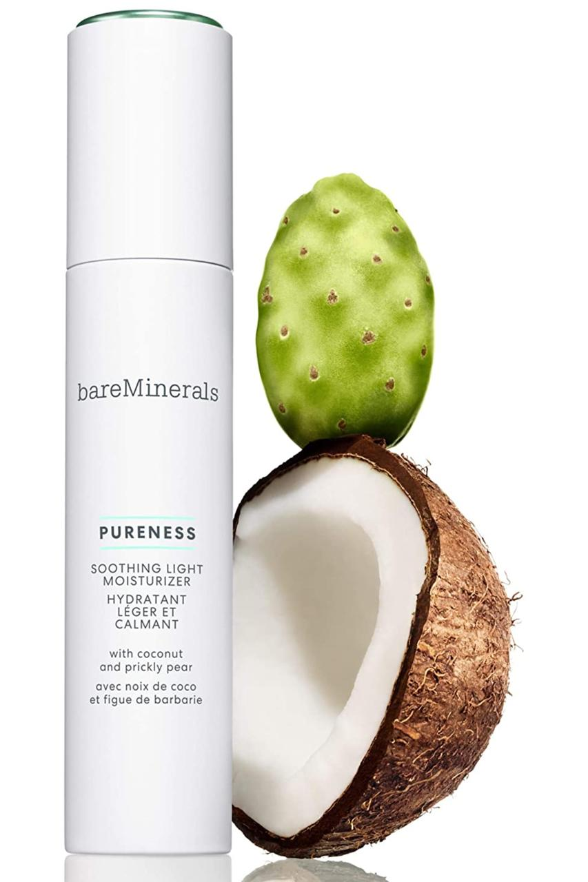 Bare Minerals PURENESS Soothing Light Moisturizer.