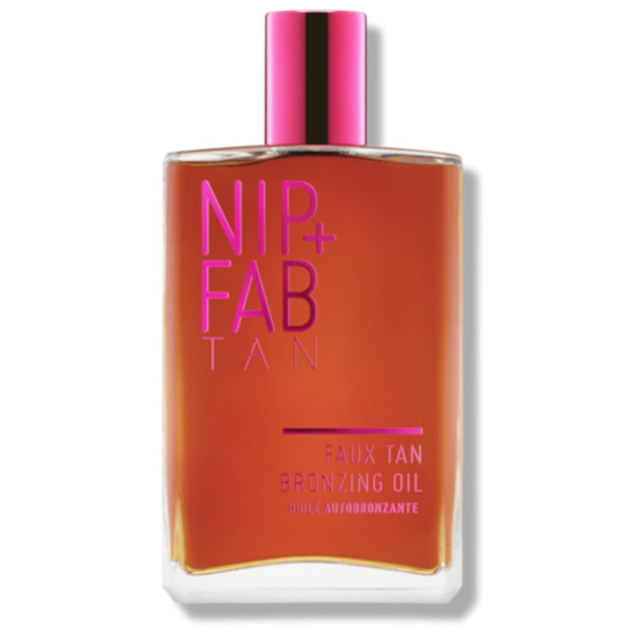 Nip+Fab Faux Tan Bronzing Oil.