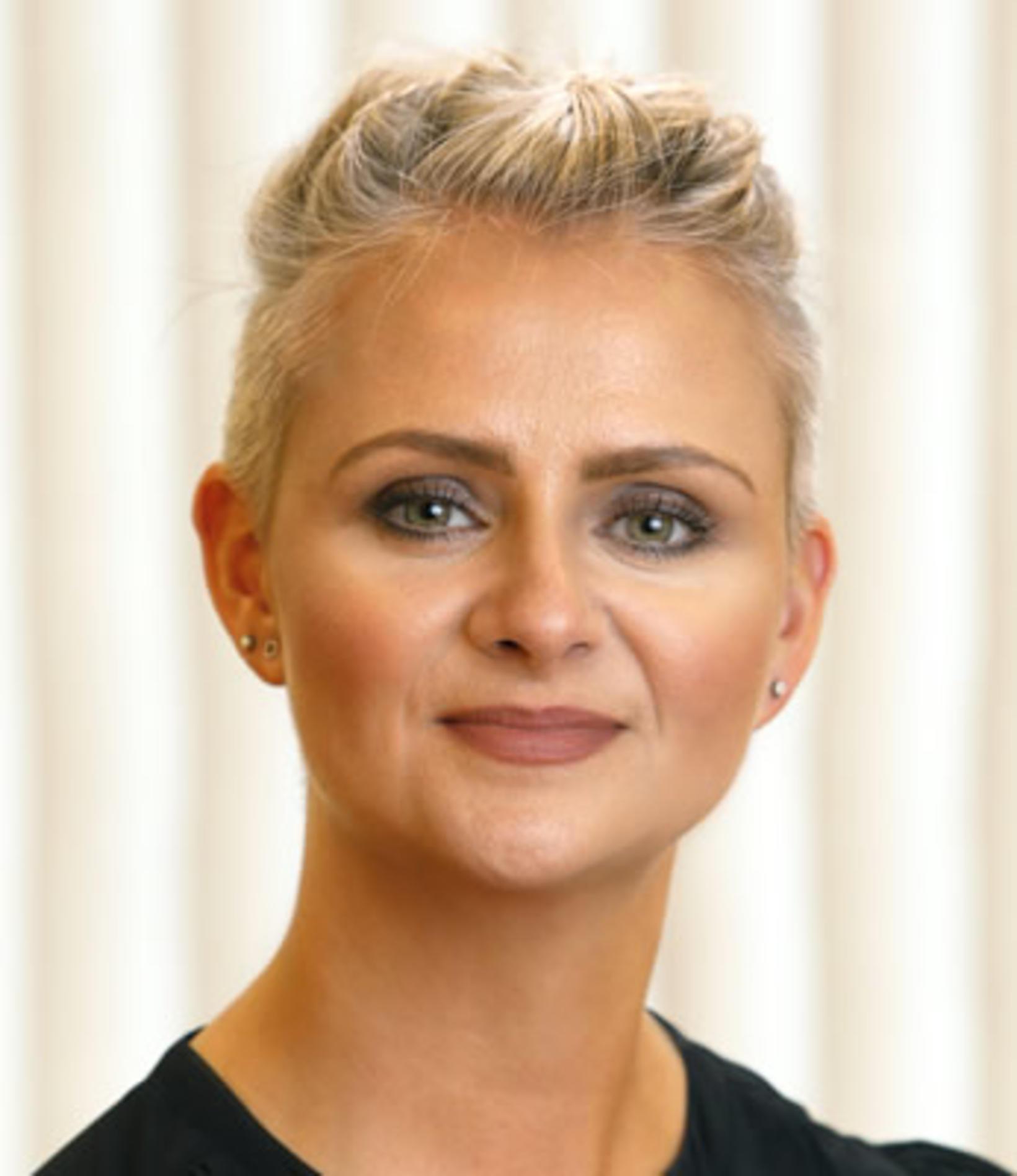 María Fjóla Harðardóttir, forstjóri Hrafnistuheimilanna.
