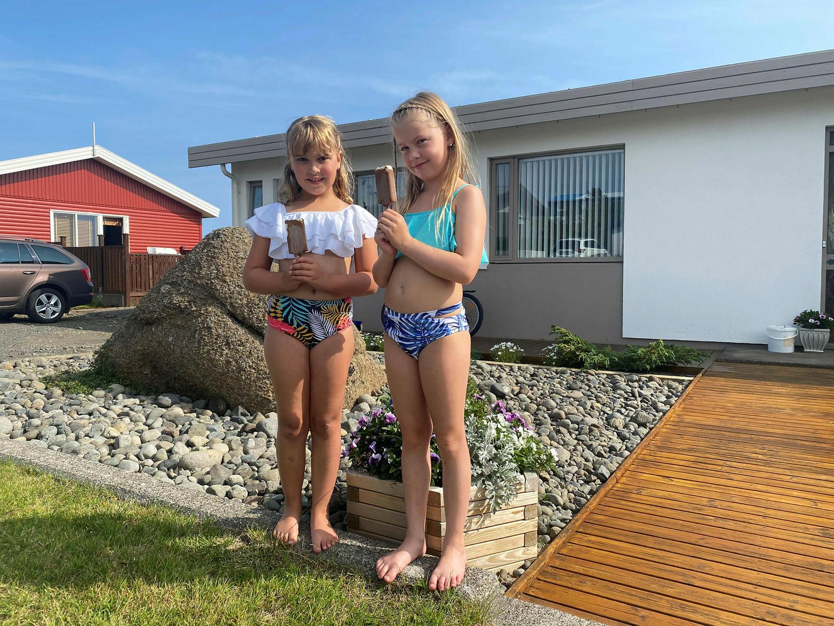 From Vopnafjörður, yesterday.
