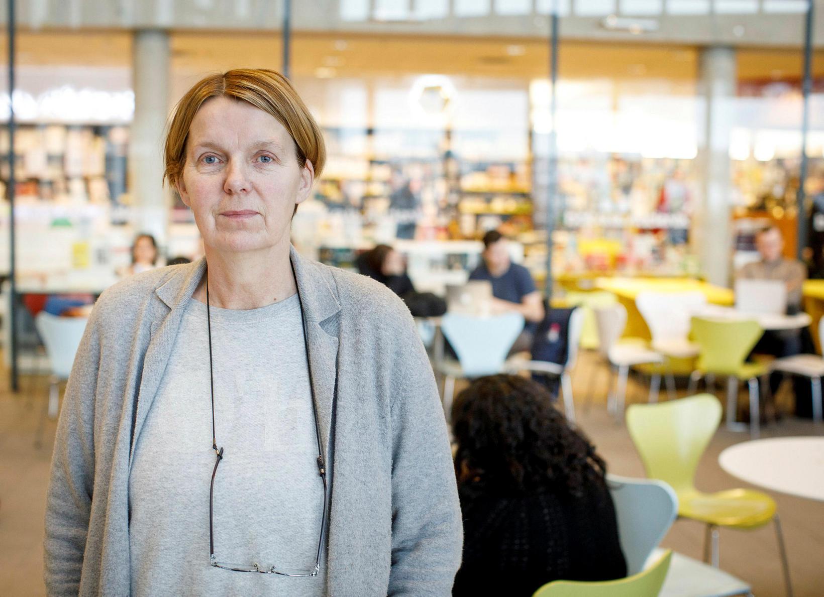 Valgerður Jóhannsdóttir.
