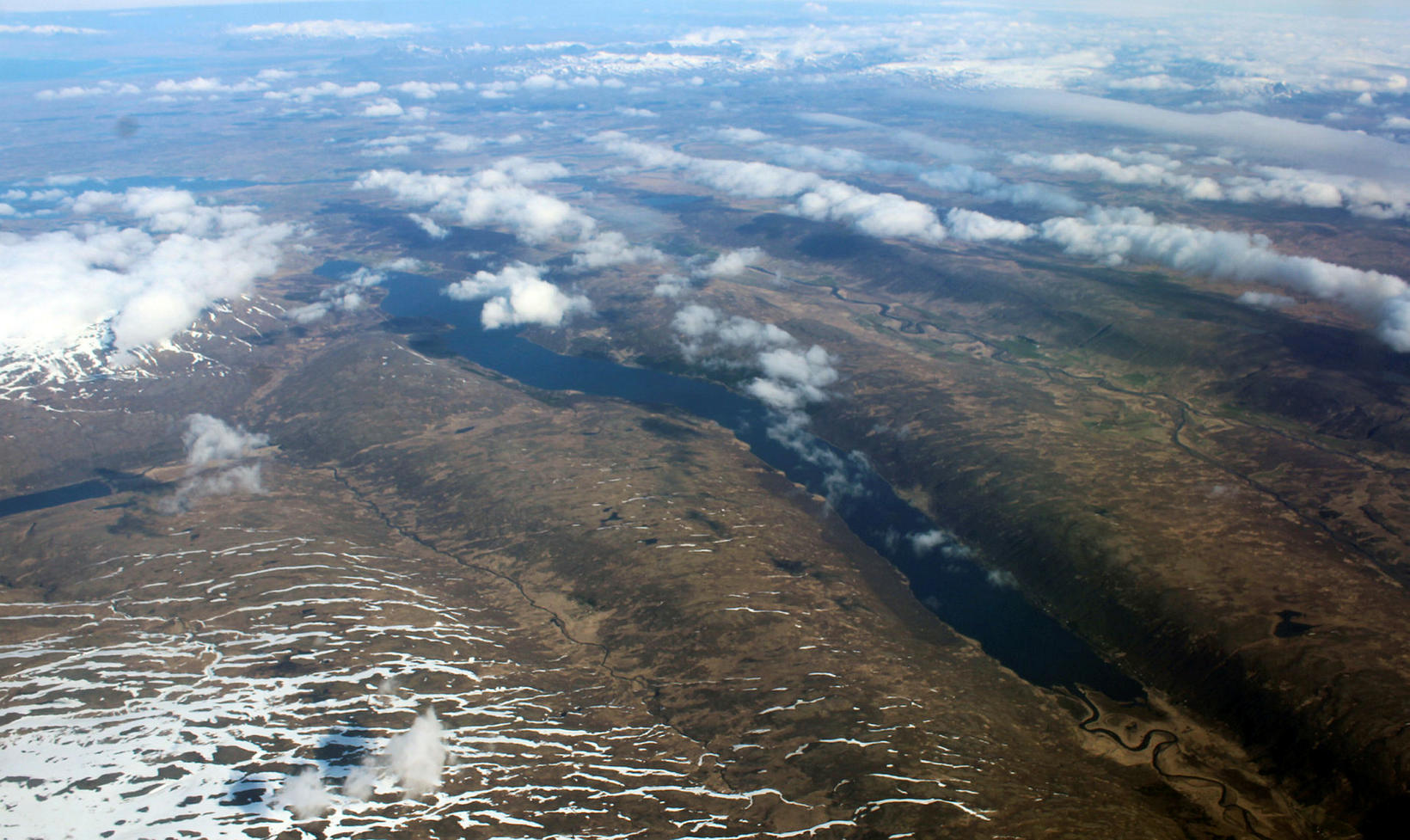 Skorradalur - Vesturland - Borgarfjörður