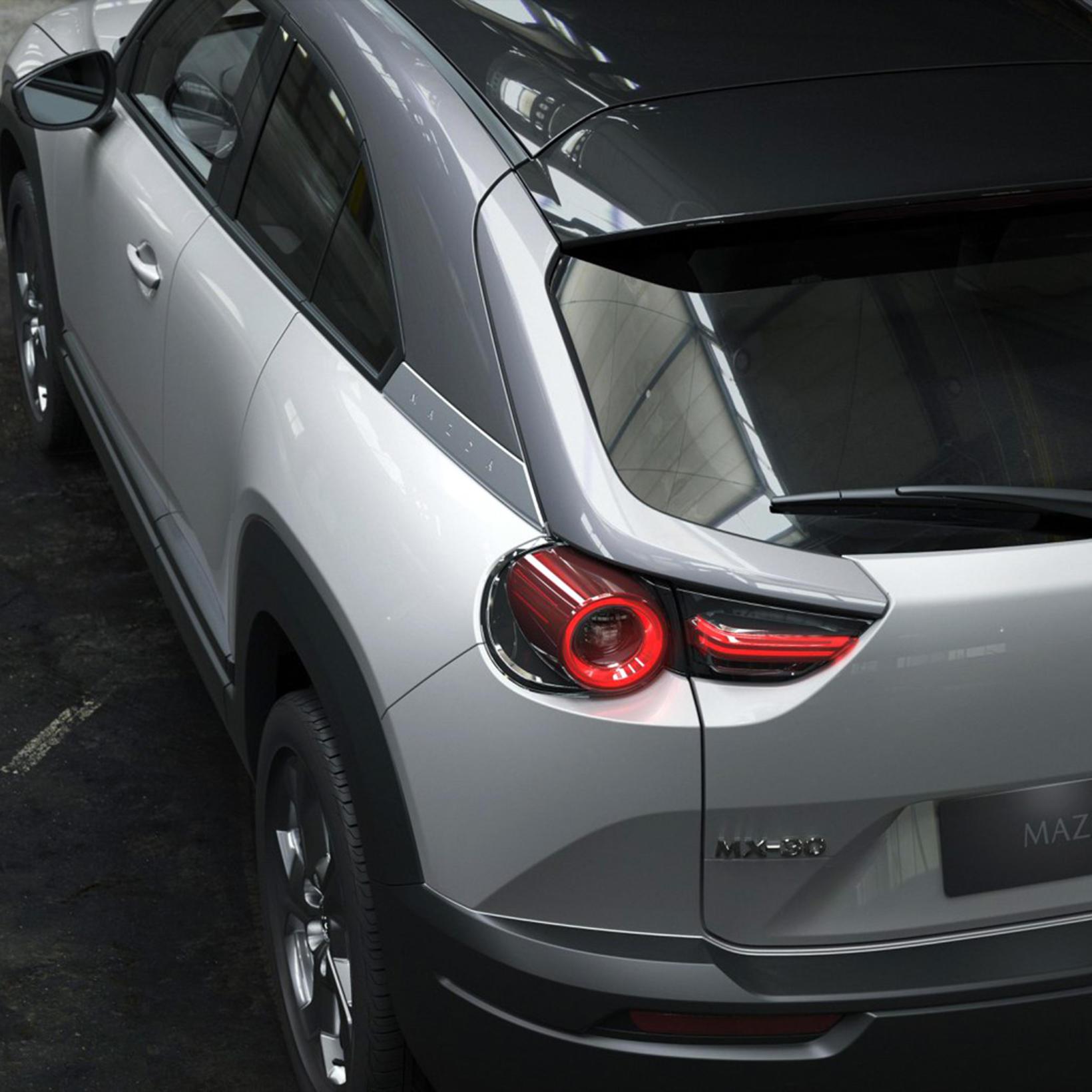 Mazda MX-30, nýi hreini rafbíllinn frá Mazda.