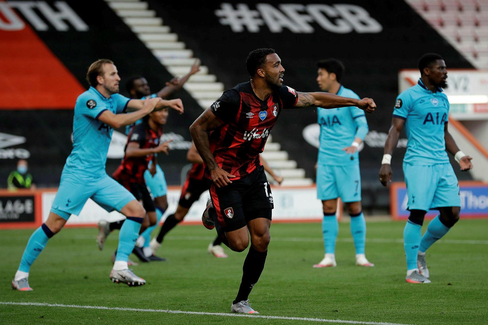Enski framherjinn Callum Wilson er kominn til Newcastle frá Bournemouth …