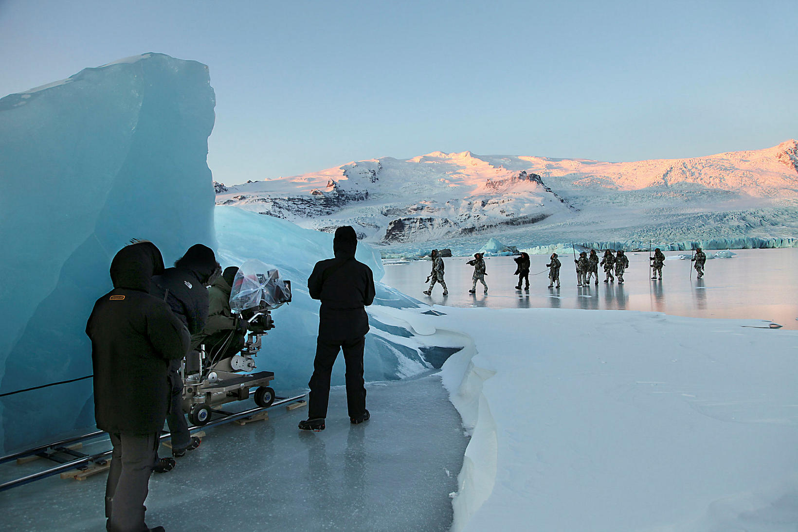 Iceland Attracts Foreign Film Makers - Iceland Monitor