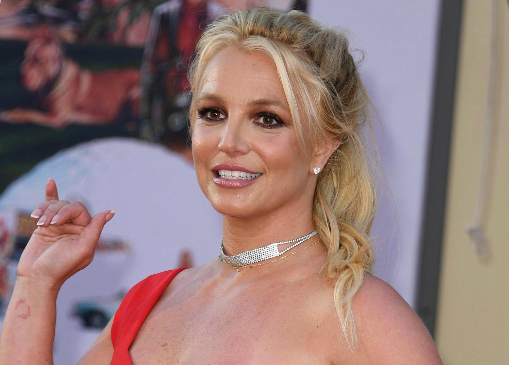 Britney Spears var harðlega gagnrýnd í fjölmiðlum á sínum tíma.