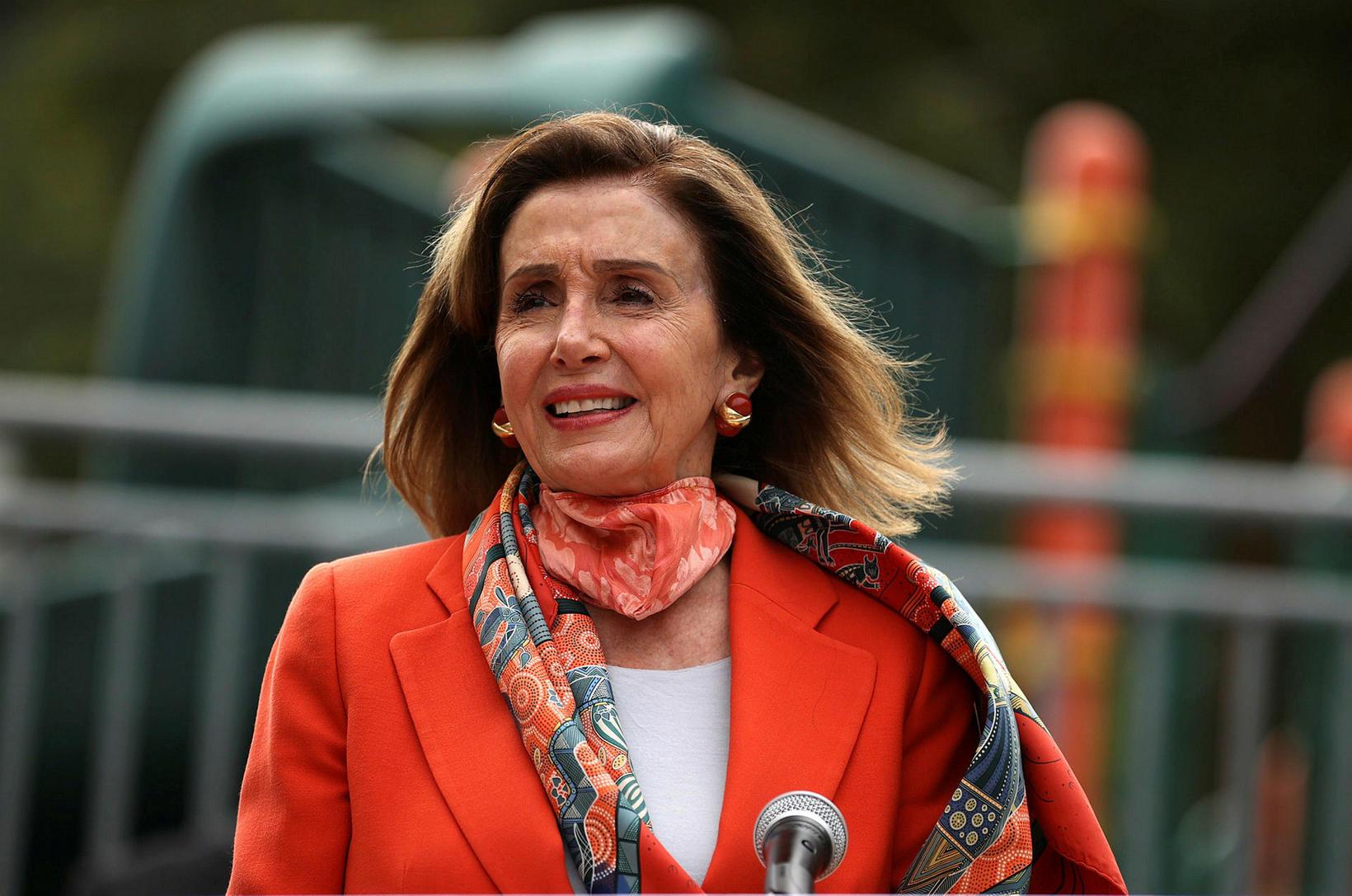 Nancy Pelosi er á meðal þeirra sem hafa áhyggjur af …
